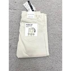Pantalón vivid beige