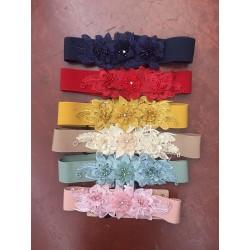 Cinturón color