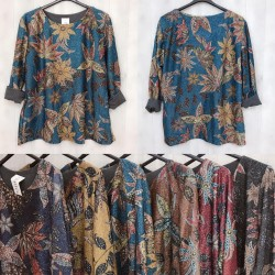 Jersey floral brilli