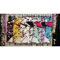 Falda mara floral
