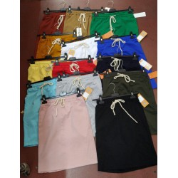 Falda sport algodón